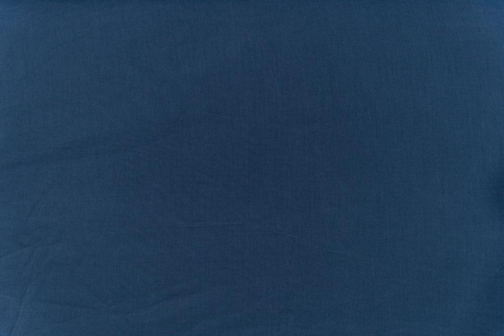 Dark Bluish Grey Cotton Mulmul/voile Fabric