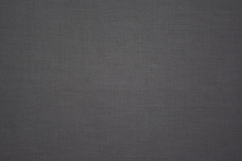Dark Grey Cotton Mulmul/voile Fabric