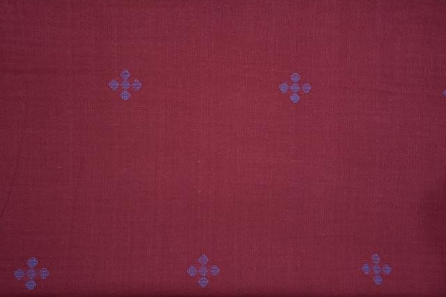 Granita Pink Jamdani Cotton Fabric Online