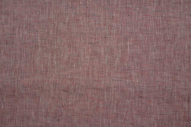Blended Color Pure Linen Shirting Fabric