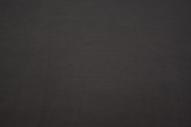 Charcoal Grey Habotai Silk Fabric By The Yard
