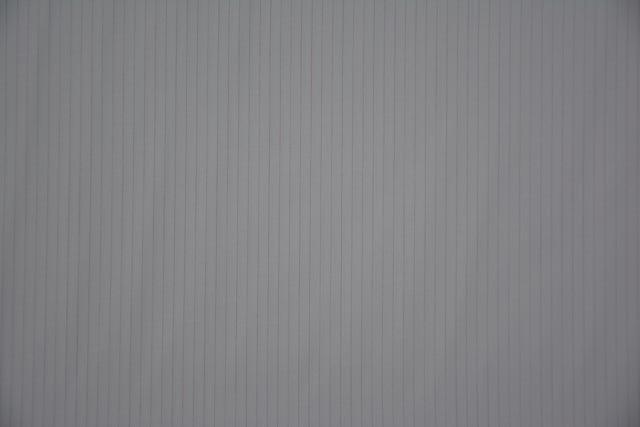 White Color & Black Brown Lines Giza Cotton Fabrics