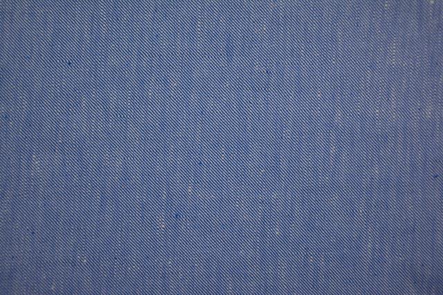 Vista Blue Linen Trouser , Blazer & Jacket Fabric