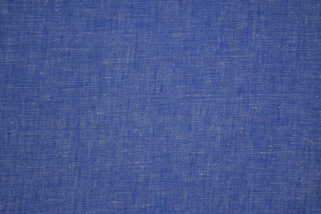 Granada Sky Blue Linen Trouser Fabric