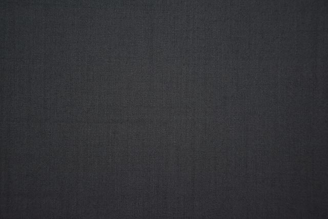Castlerock Gray Wool Suiting Fabric By The Yard